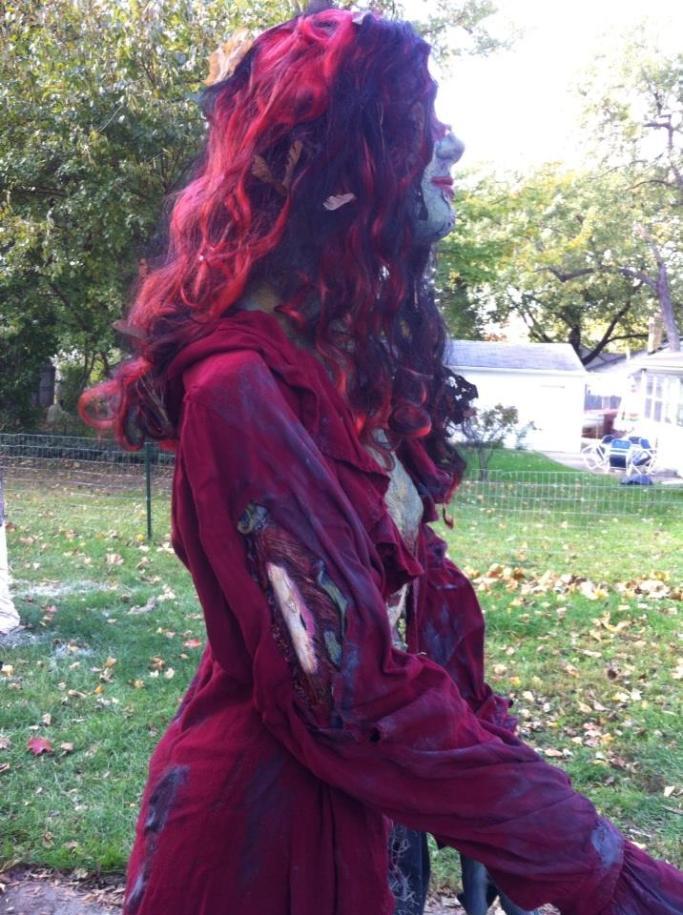 zombie a