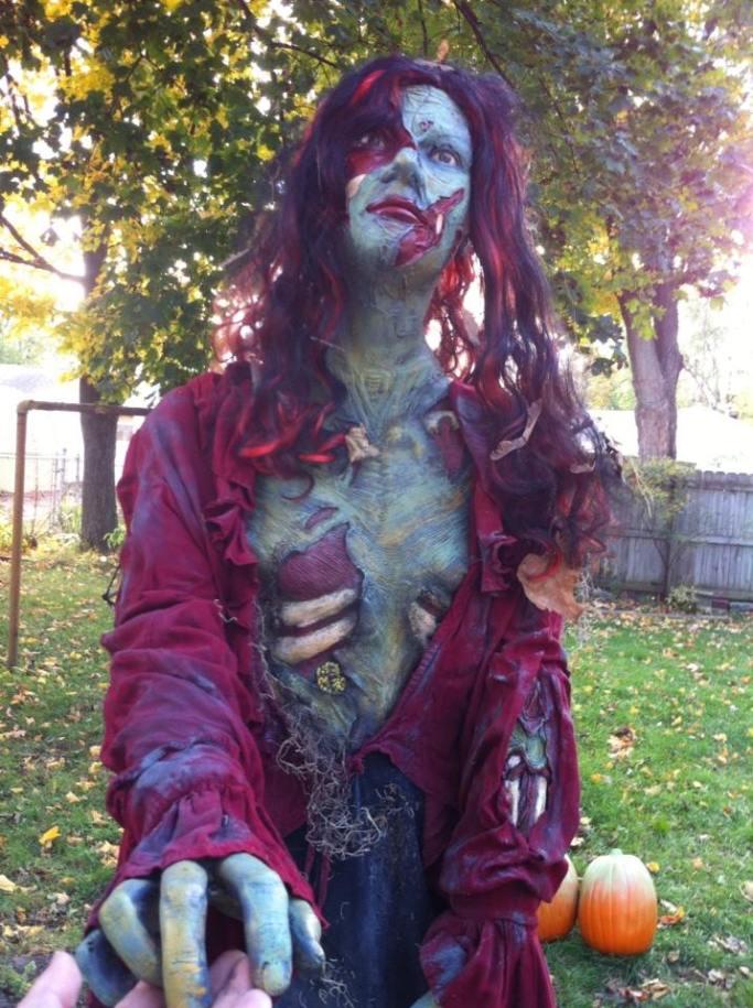 zombie f